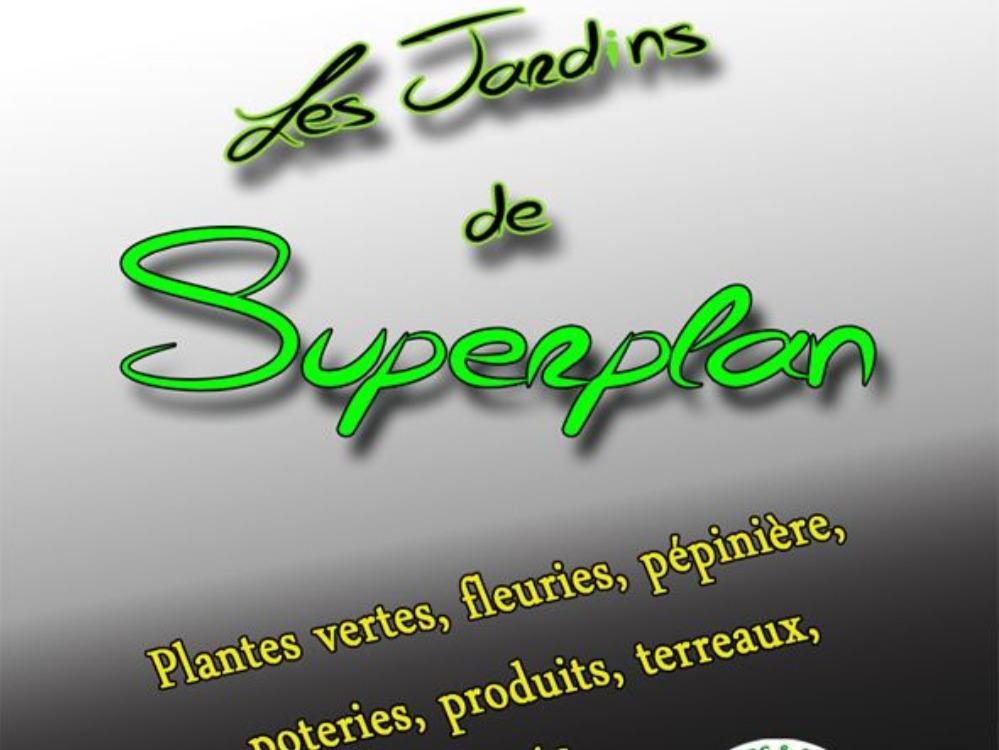 Label Artisan du végétal de Superplan à Berre-l\'Etang